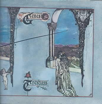 TRESPASS BY GENESIS (CD)